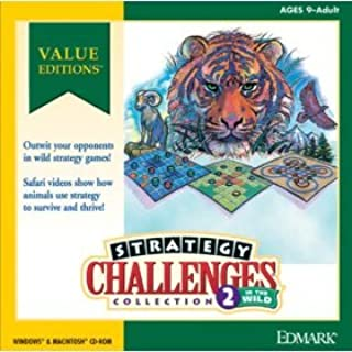 STRATEGY CHALLENGES COLLECTION 2: IN THE WILD (CD-ROM PC GAME) BY EDMARK