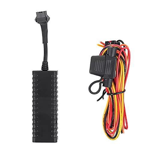 YOKOKO VehíCulo Rastreador GPS para Coche Localizador de Alarma AntipéRdida Motor de Corte de Coche Motocicleta para CamióN Taxi para áRea 2G