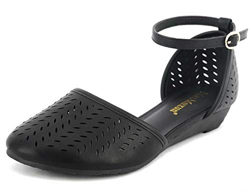 Top 10 best selling list for flat closed toe summer shoes