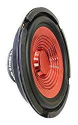 FREDO Polypropylene Cone Woofer 8 inches 8 Ohms/ 70 Watts (Chili Pepper Red),FREDO