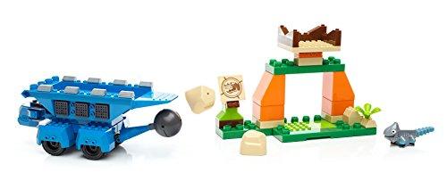 Mega Construx Dinotrux Ton-Ton & Ace Building Set