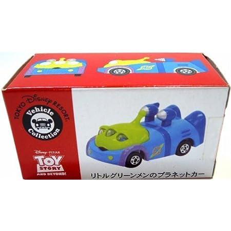 【東京ディズニーリゾート リトルグリーンメン のプラネットカー トミカ】 TDR Disney Vehicle Collection Little Green Man's Planet Car Tomica