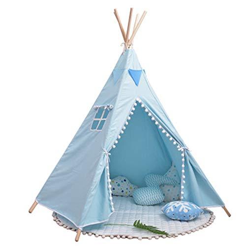 LZNK Tienda de campaña para niños para Interiores, casa de Juegos, casa de Princesa, casa de bebé, decoración de Tienda de campaña