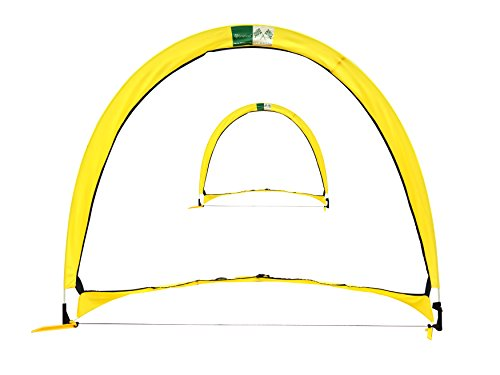Pop Up FPV Drone Racing Air Gate, 5X4 FT Yellow