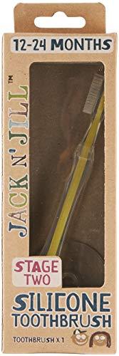 Jack N' Jill Silicone Toothbrush