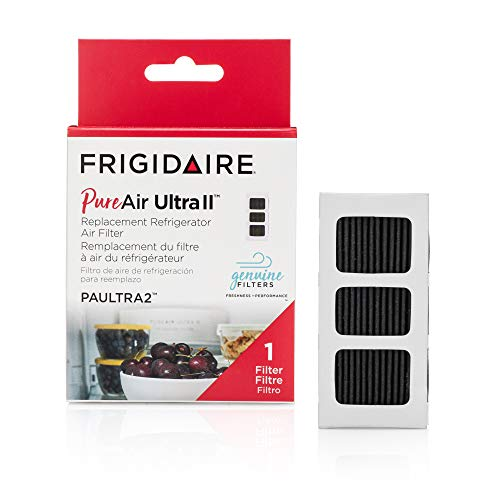 "Frigidaire PAULTRA2 Air Filter, 3.8"" x 1.8"", White"