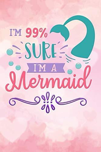 im 99% sure im a mermaid: shinobi sasuke curse mark Lined Notebook / Diary / Journal To Write In 6
