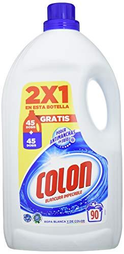 Dph Gel Deterg Colon 45+45 D (90D) 4.5 L 300 g