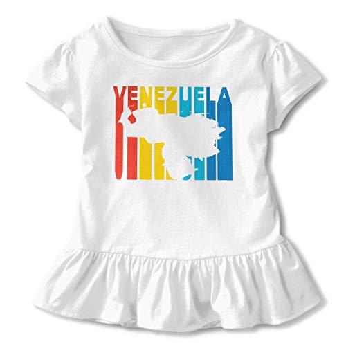 Teenagers Teen Boy Venezuela Its in My DNA Printed Long Sleeve 100/% Cotton Tee Shirt