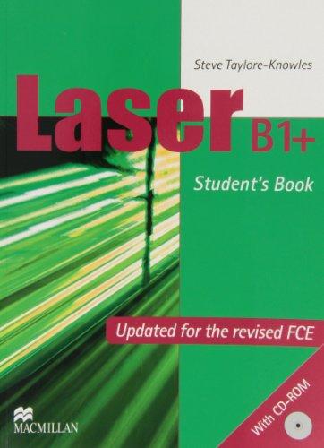 Laser B1+, Student\'s Book + CD-ROM Pack