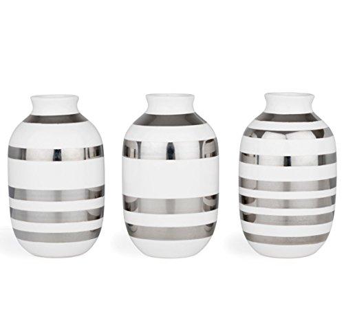 Kähler 692410 Omaggio Vase, Keramik