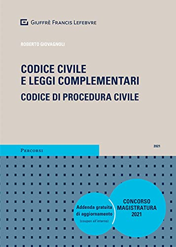 Codice civile e leggi complementari codice di procedura civile
