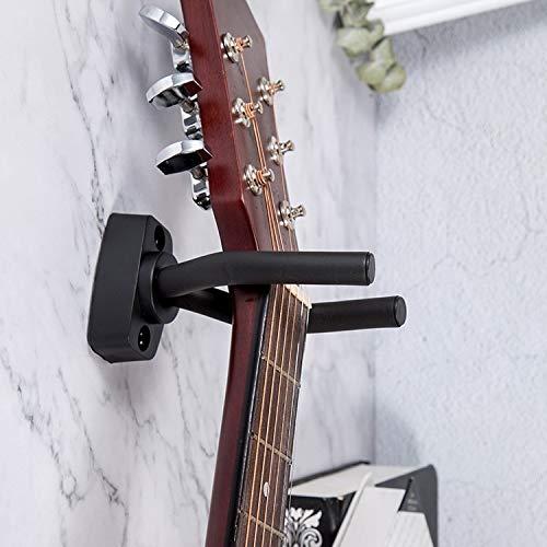 ZLSHENQI Gancho de Pared 1 Unids Guitar Hanger con Tornillos De ...
