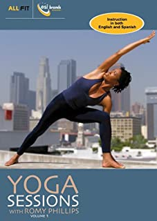 Yoga Sessions With Romy Phillips 1 [DVD]