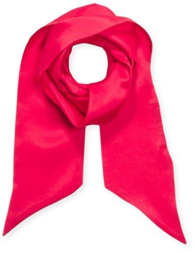CODELLO Damen 52072801 Schal, Rot (Red 01), One size