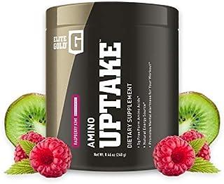 Complete Nutrition Elite Gold Amino Uptake, Raspberry Kiwi, Amino Acid Supplement, Increase Energy, Support...