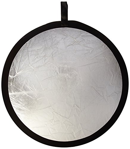 Polaroid Pro Studio - Disco Reflector Circular Plegable (22 Pulgadas), Color Dorado...