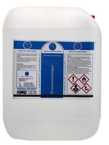 MW Bremsenreiniger Reiniger Teilereiniger Entfetter Kanister 5 Liter