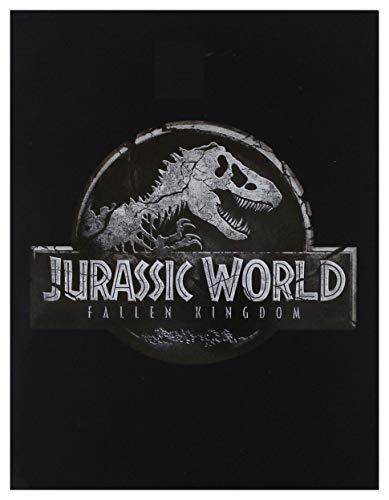 Jurassic World: Fallen Kingdom Steelbook Blu-Ray+Blu-Ray 3D