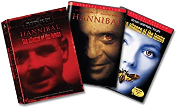 The Hannibal Lecter Anthology: (Hannibal / The Silence of the Lambs)