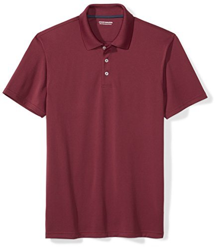 Amazon Essentials Slim-fit Quick-Dry Golf Polo Shirt - Camisa de Polo Hombre