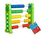 TXXM Matemáticas Ayudas de enseñanza Rompecabezas Abacus Abacus Abacus Kindergarten Adición y resta (tamaño: 16 x 14 x 5 cm)