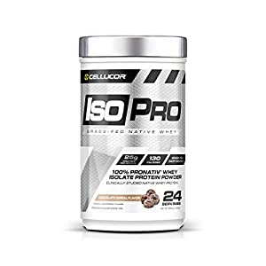 Cellucor COR-Performance Protein Powder Cinnamon Swirl | 100% Gluten Free + Low Fat Post Workout Muscle Growth Drink for Men & Women | 28 Servings