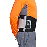 Back Support Brace, The Only Belt Certified by National Back Pain Association, Lower Lumbar Relief
