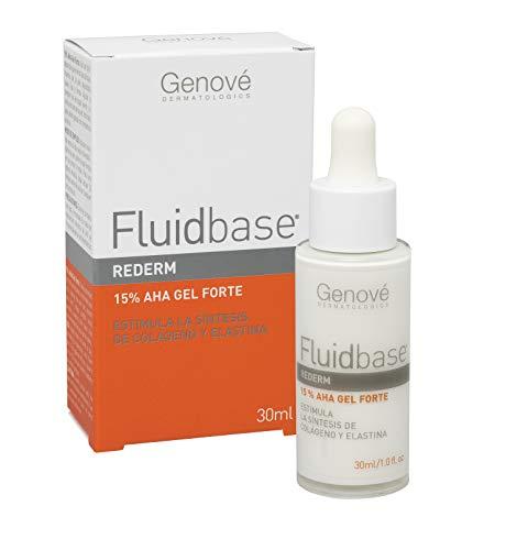 Fluidbase, Gel y espuma para limpieza facial, 30 ml