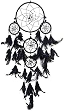 ADA Handicraft Dream Catcher Wall Hanging Feather Decoration for Positive Energy and Protections
