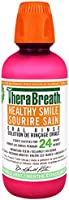 Thera Breath Therabreath Healthy Smile oral Rinse - sparkle Mint Fluoride & Xylitol - Fights Cavities for 24 Hours...