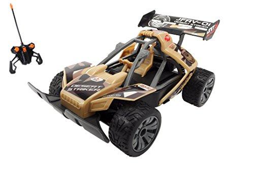 Dickie Toys 201119480 - RC Desert Striker, funkferngesteuerter Buggy inklusive Batterien, 26 cm