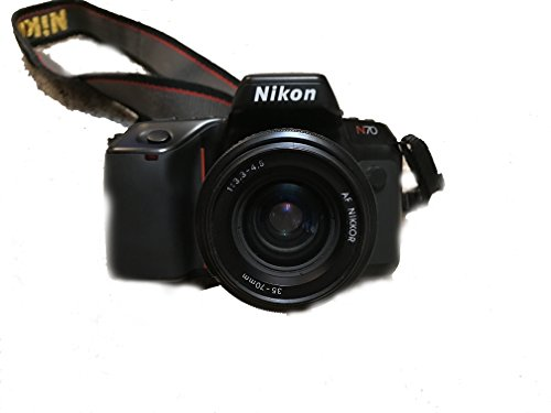 Nikon N70 SLR Camera