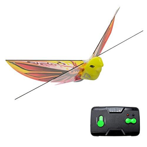 BSTCAR Pájaro de juguete, pájaro de control remoto que vuela juguetes Rc Flying Toys para niños niños, el mejor regalo