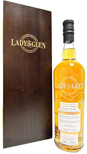 Macallan - Lady Of The Glen Single Cask - 1990 27 year old Whisky