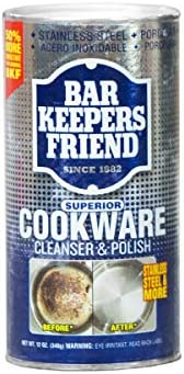 Cookware Cleanser Polish 1 product image