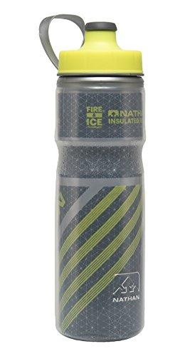 Nathan Fire & Ice 2 Botellas Térmica, Unisex Adulto, Ne
