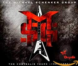 Michael Schenker Group / Chrysalis Years 1980-1984