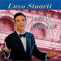 Enzo Stuarti Arrives at Carnegie Hall