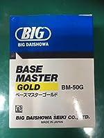 大昭和精機(株) BIG ベースマスターゴールド セラミック14パイ BM50G 137-8678 《ツーリング工具》