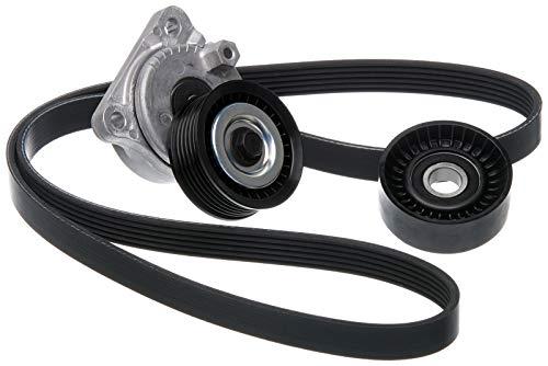 Price comparison product image Gates 90K-38452 Complete Serpentine Belt Drive Component Kit