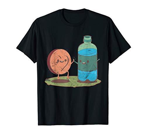 MDMA Ectasy Wasser T-Shirt