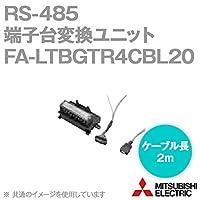 MEE FA-LTBGTR4CBL20 GT16モデル用 RS-485コネクタ⇔端子台変換ユニット (ケーブル付) (2.0m) NN