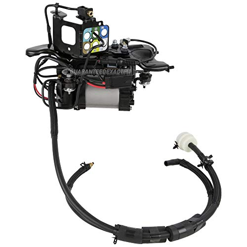 Air Suspension Compressor For Jeep Grand Cherokee & Dodge Ram 1500 - BuyAutoParts 78-10098AN New