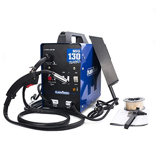 NEW MIG Welder Welding Machine MIG130 110V Auto Wire Feed Handheld IN US