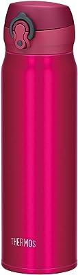 サーモス 水筒 真空断熱ケータイマグ 【ワンタッチオープンタイプ】 600ml ガーネットレッド JNL-602 GR