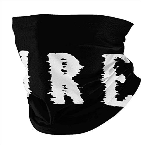 YeeATZ The Cure - Bandanas multifuncionales de cobertura completa con tubo de bandanas para la cara, para la pesca, motociclismo, correr, toalla facial