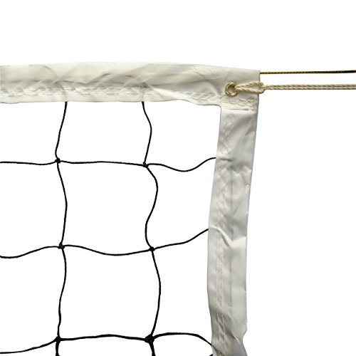DOURR Professional Sports Volleyball Net (32 FT x 3 FT) for Indoor and Outdoor (Net Only)
