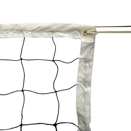 DOURR Professioneller Sport Volleyball Net (32ft x 3ft) für Innen und Außenbereich (Nur Netz)