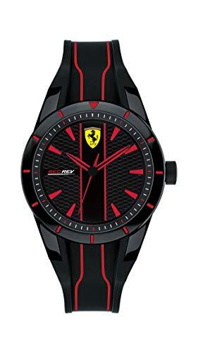 Scuderia Ferrari Unisex-Kinder-Armbanduhr 830479
